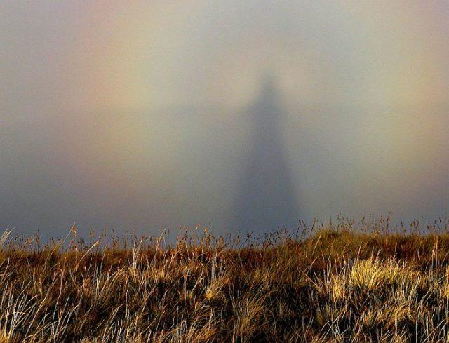Откуда в туман на вершине горы Брокен появляются призраки