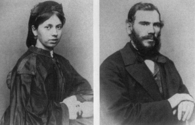 Появлению произведения «Война и мир» человечество обязано супруге Толстого