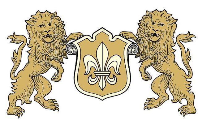 Чаще других животных на гербах стран встречается лев
