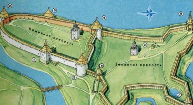 Ладога на Волхове была первой столицей Руси