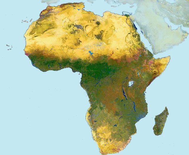 Французский язык популярнее в Африке, чем в Европе