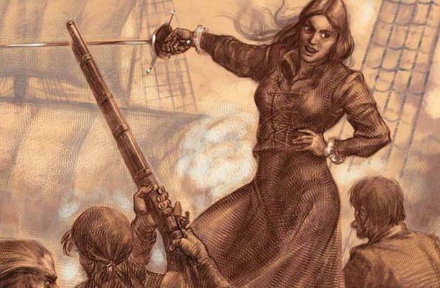 Жанна де Клиссон – удивительная женщина-пират