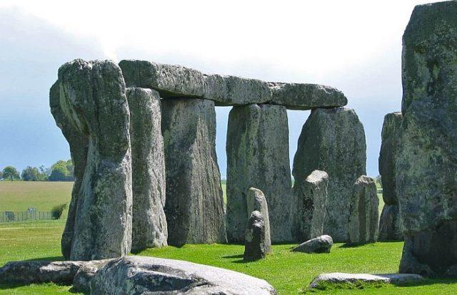 Камния Стоунхенджа