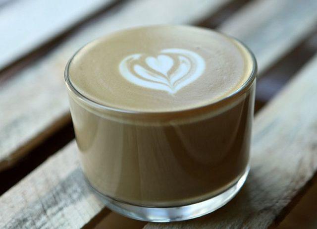 Кофе раф со сливками