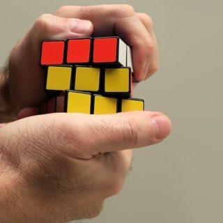 Кубик Рубика придумал архитектор в 1974 году