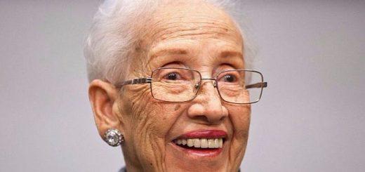 Кэтрин Джонсон работала компьютером и считала лучше техники
