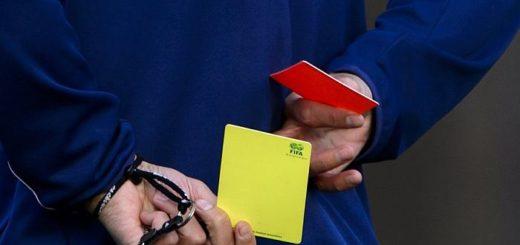 Кто и когда придумал желтые и красные карточки в футболе