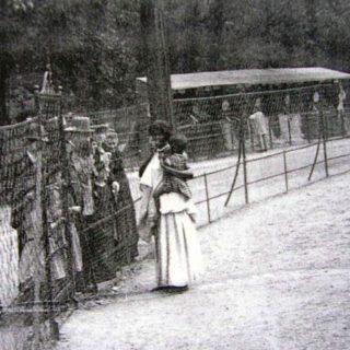 В Европе и в России были человеческие зоопарки