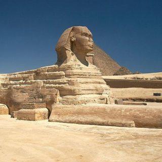 Таинственный египетский Сфинкс намного старше пирамид