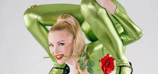 Самая гибкая девушка в мире – Юлия Гюнтель, известная под псевдонимом Злата